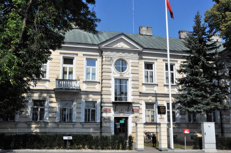 Budynek Urzędu Miasta w Garwolinie