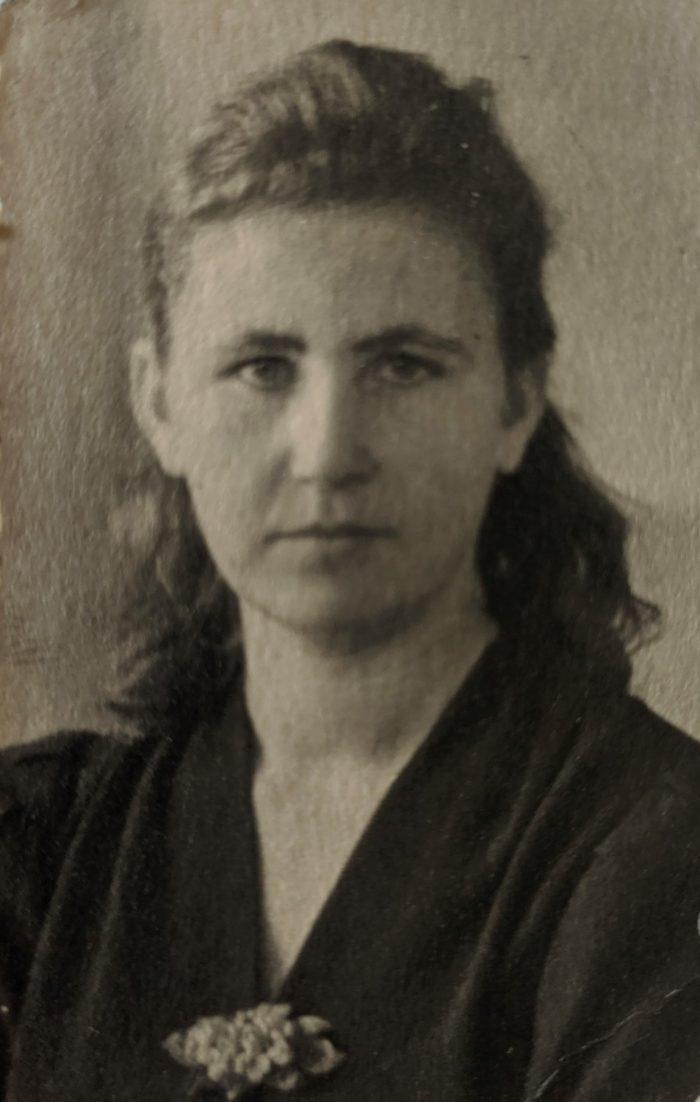 Halina Cymbrowicz (Gedanken)