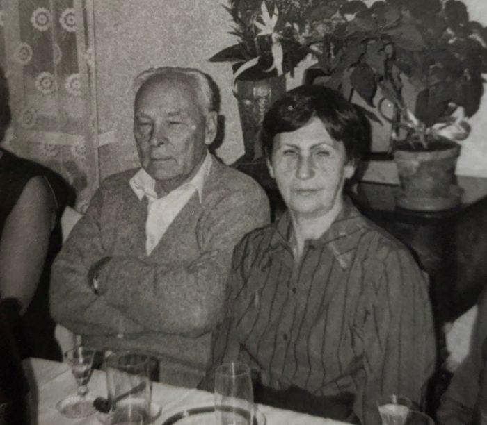 Stefan Lasota i Halina Cymbrowicz