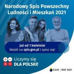 Spisz się w NSP 2021
