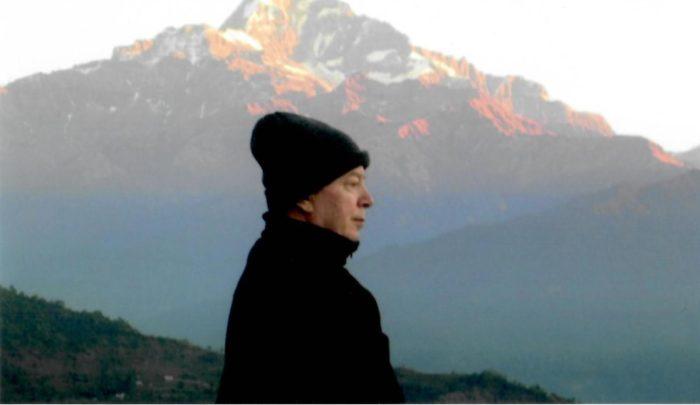 Nepal - zapalenie szczytów (wschód słońca)